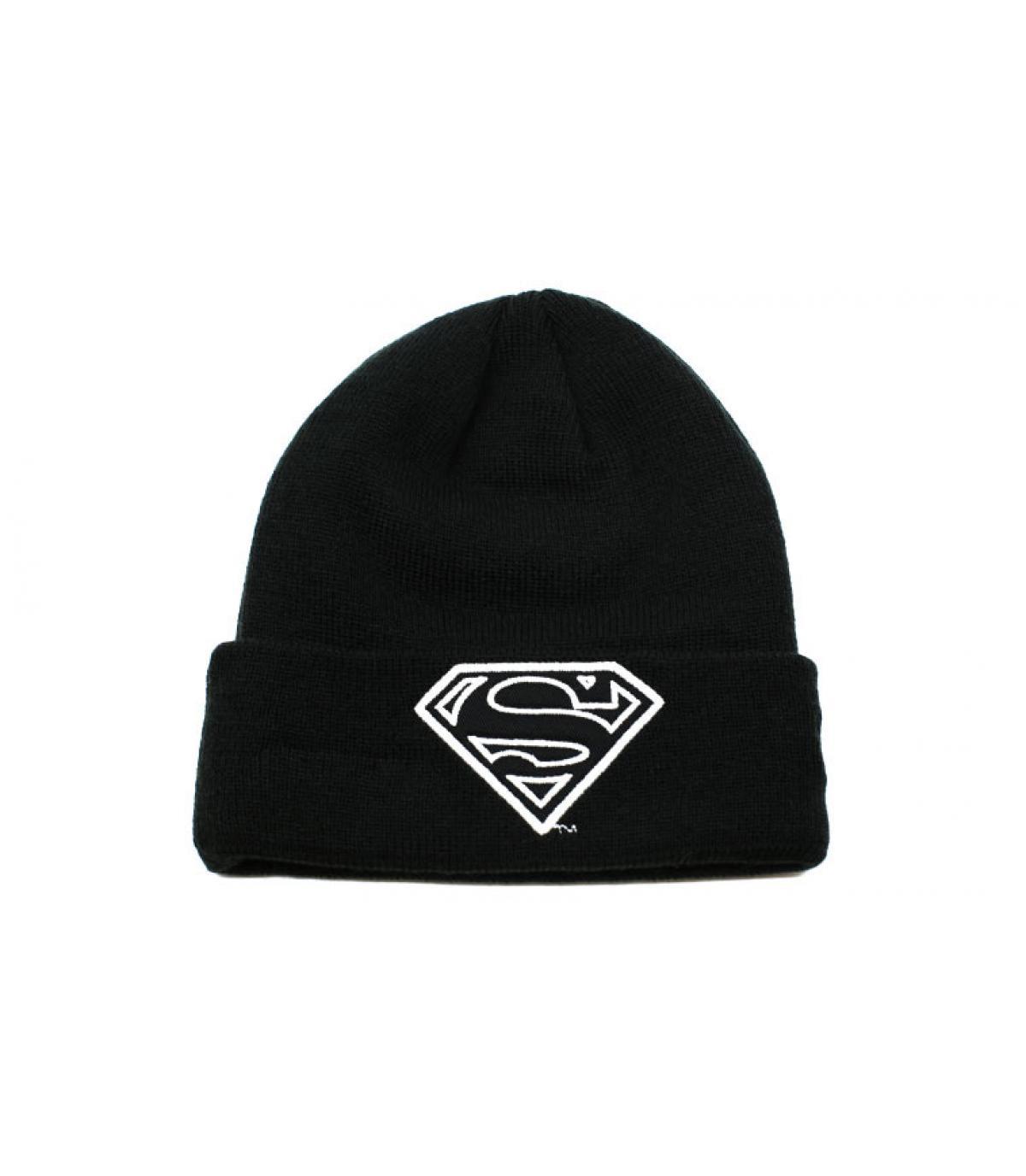 Details Kids GITD Knit Superman - afbeeling 2