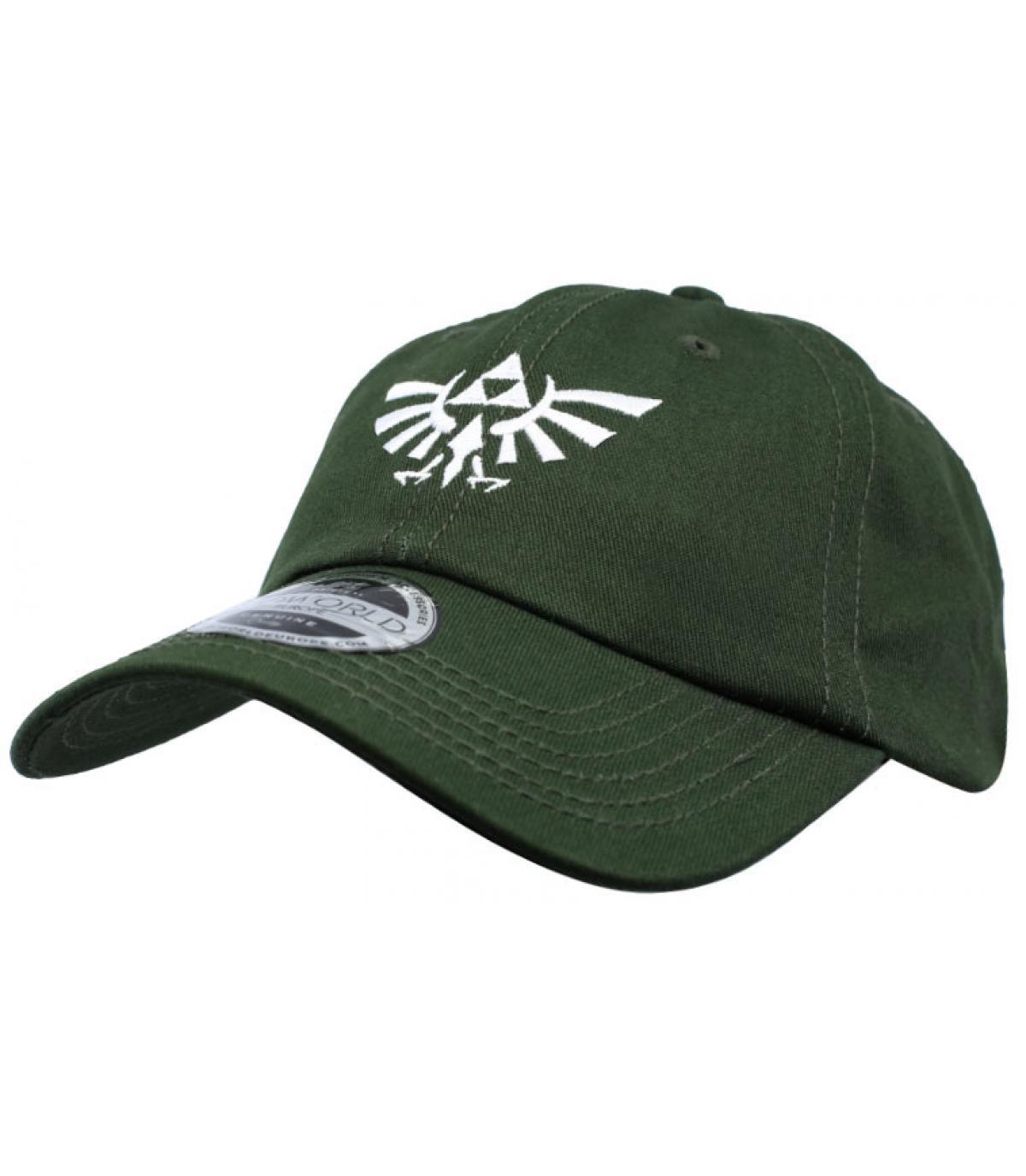 groene Zelda-pet