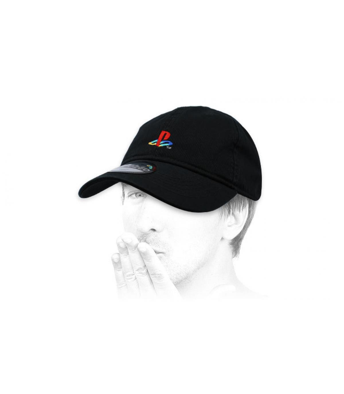 zwarte PlayStation-curve