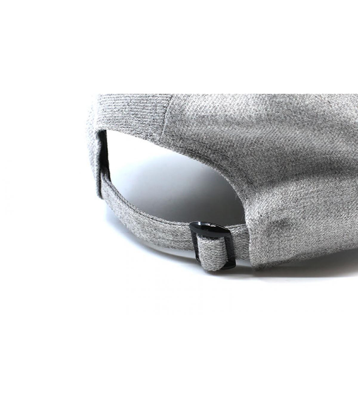 Details Heather Ess Boston 9Forty gray black - afbeeling 5
