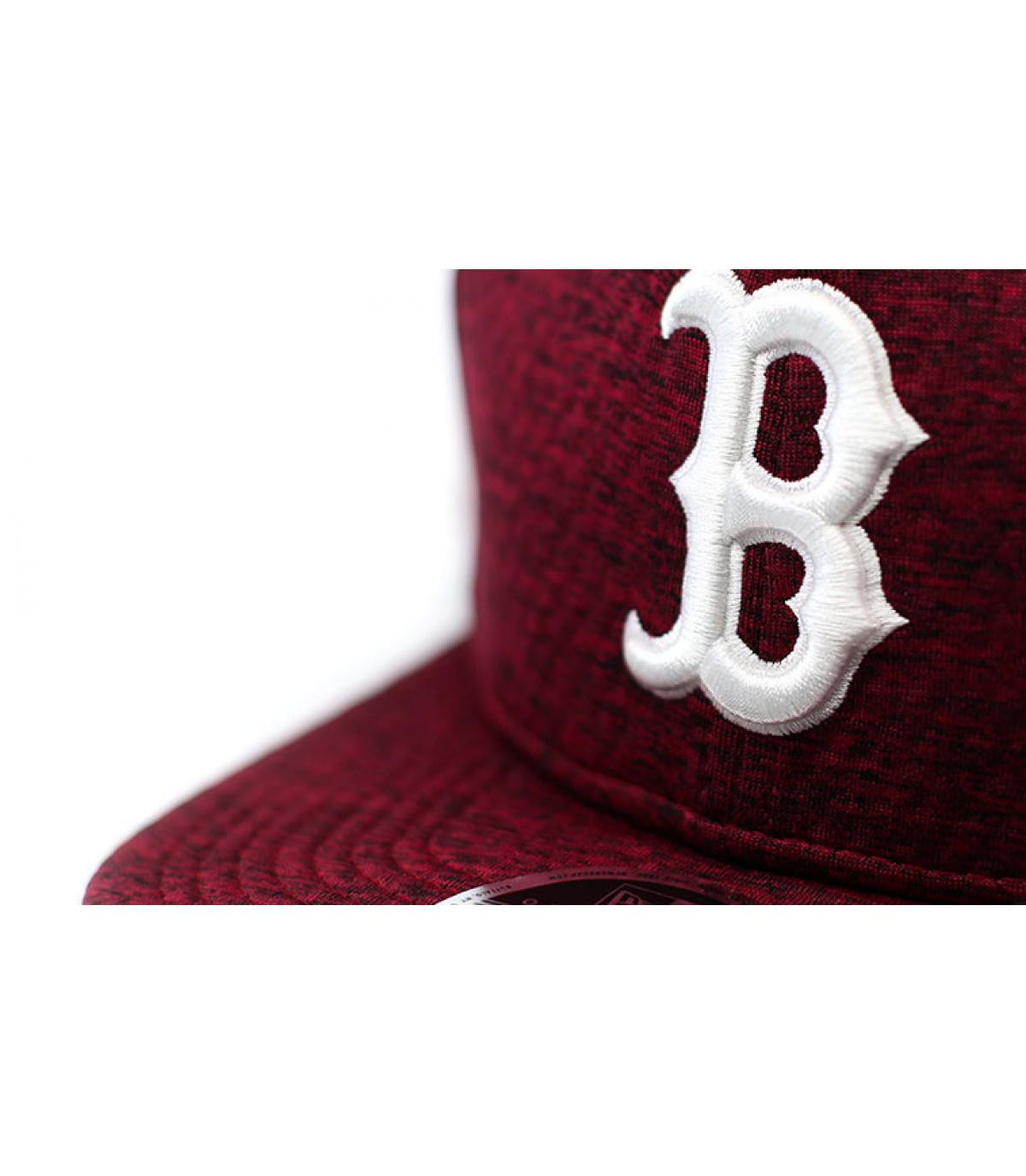 Details Dry Switch Boston 9Fifty cardinal - afbeeling 3