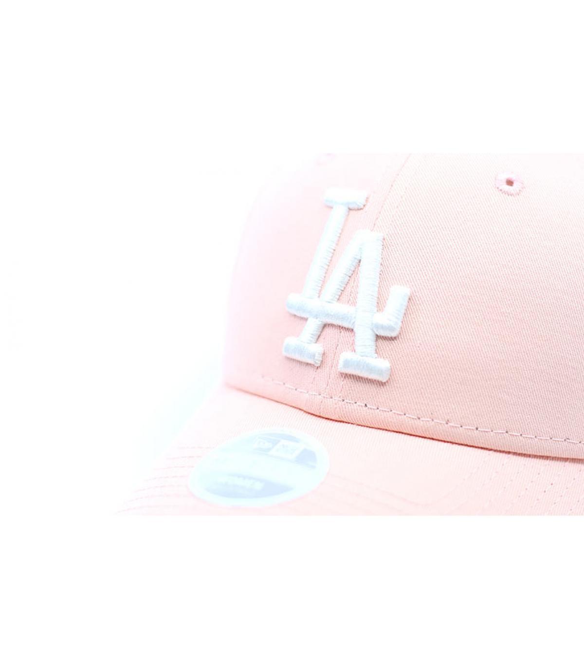Details Wmns League Ess LA 9Forty pink - afbeeling 3