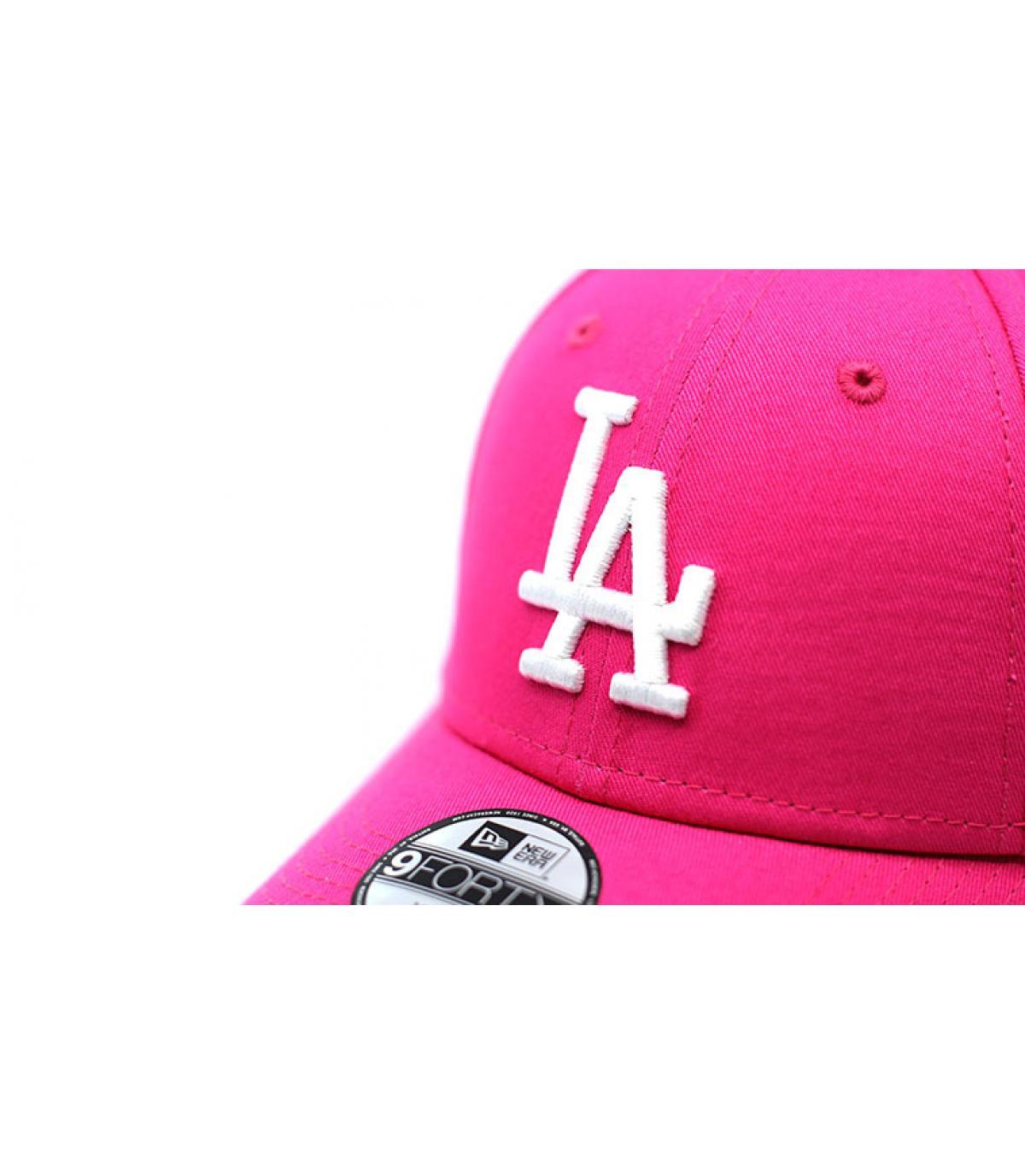 Details Wmns League Ess LA 9Forty beetroot purple - afbeeling 3