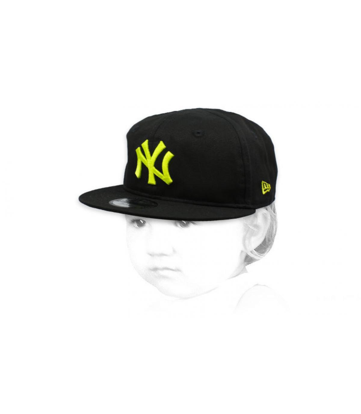 babypet NY zwart geel