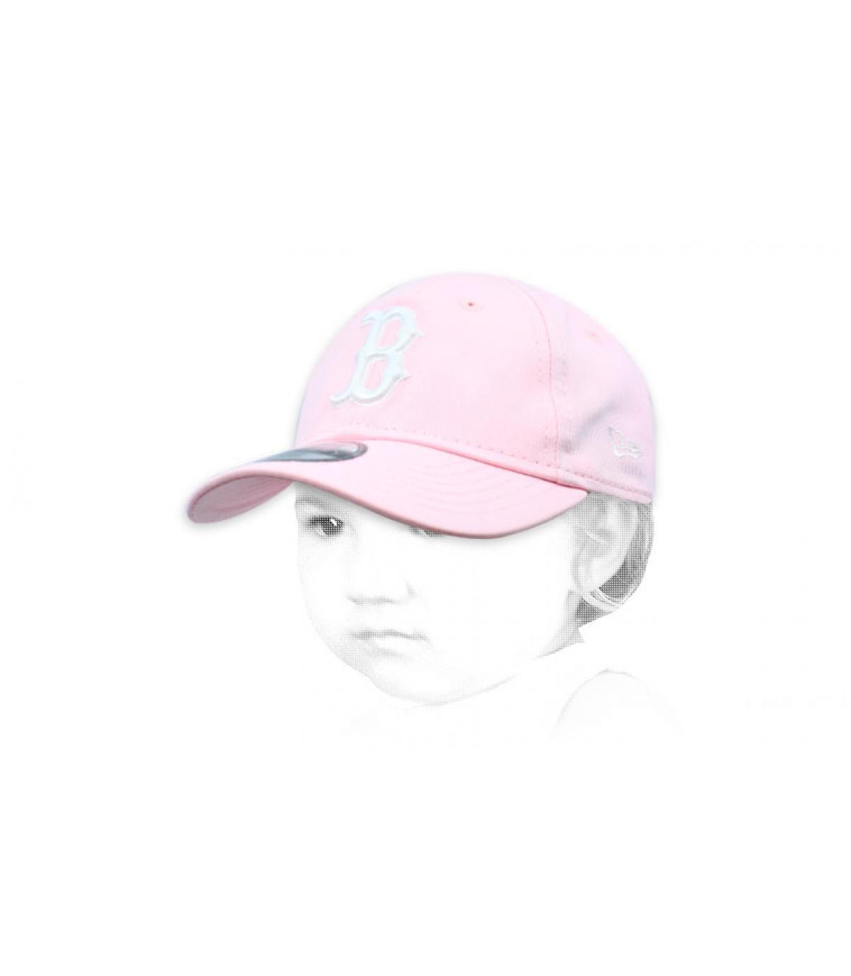 babypetje B roze
