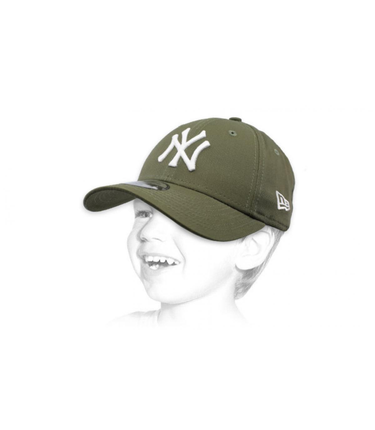 NY groen kinderpet