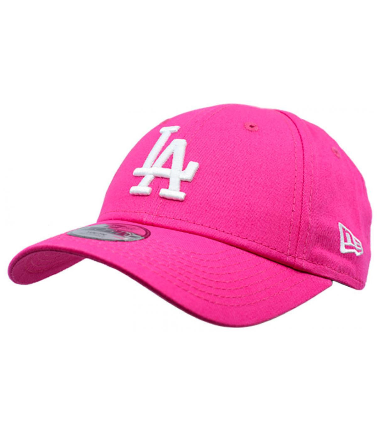 LA roze baby cap