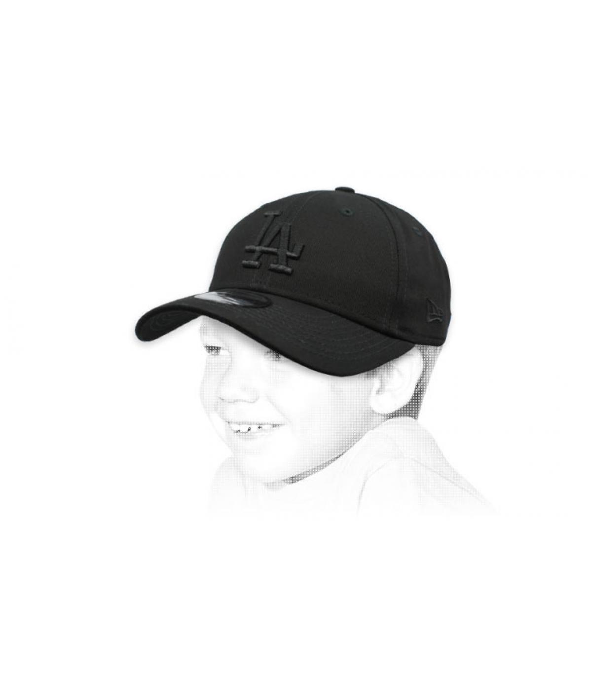 cap HET zwarte kind