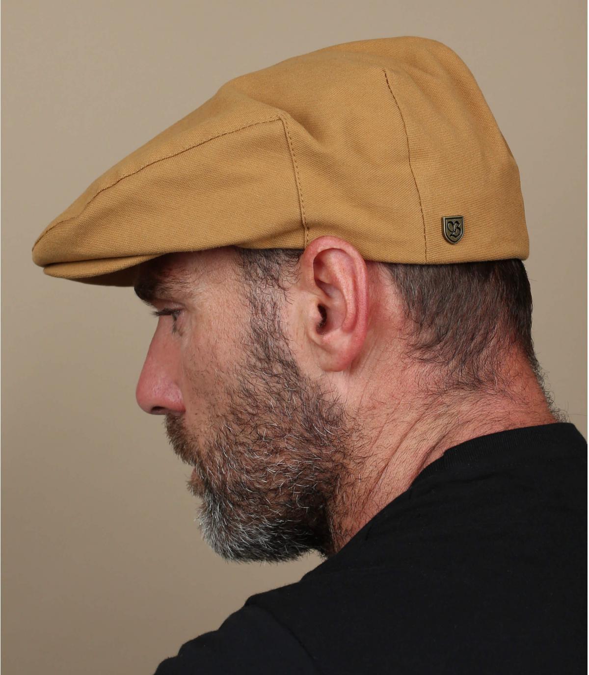 Brixton gele baret