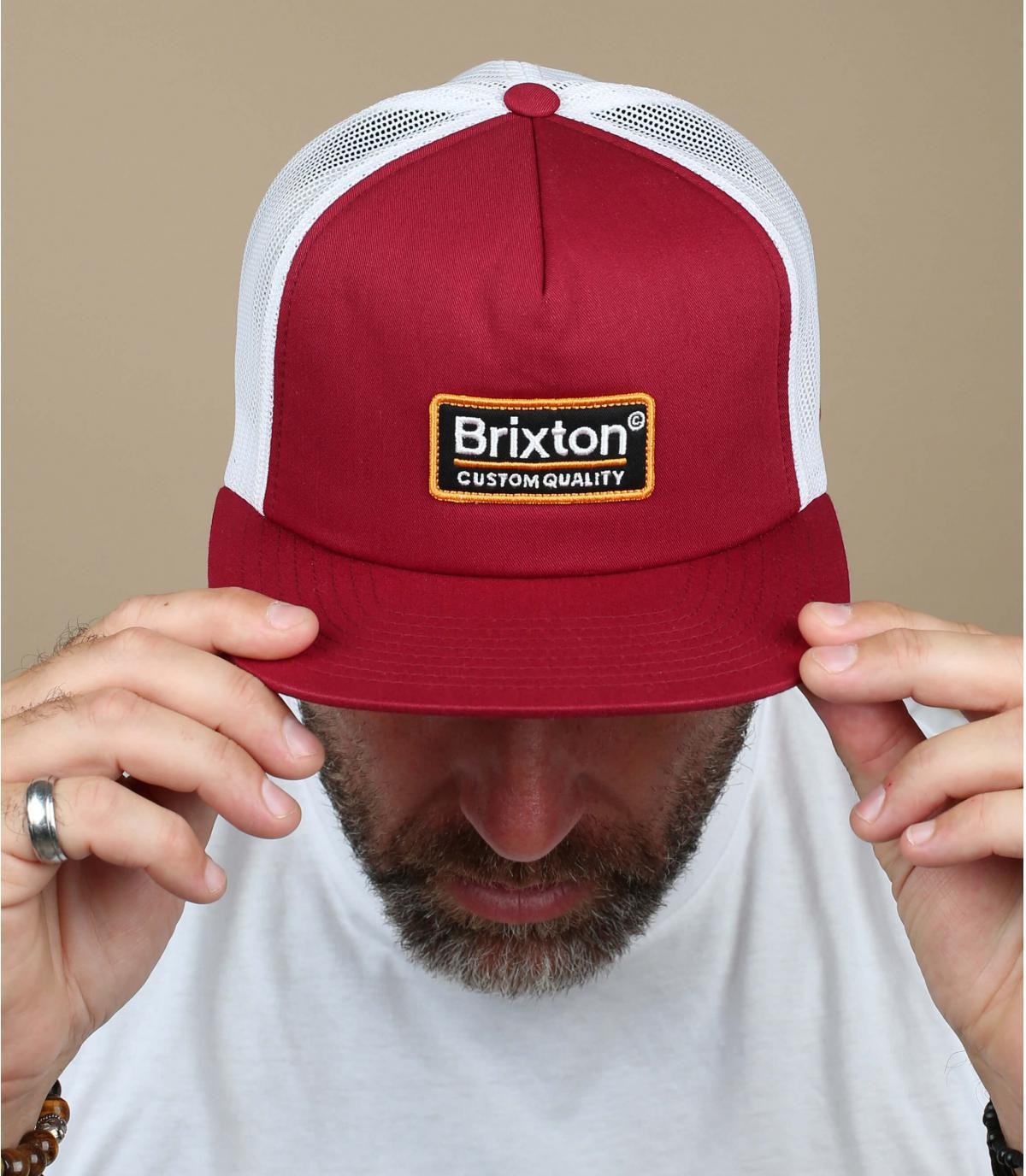 bourgondische trucker Brixton