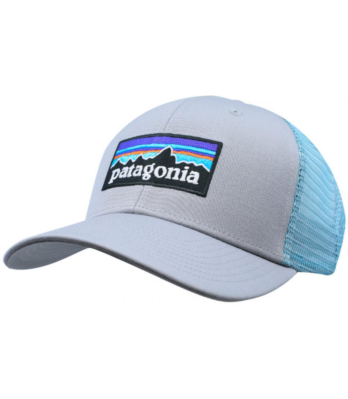 Patagonia trucker grijsblauw