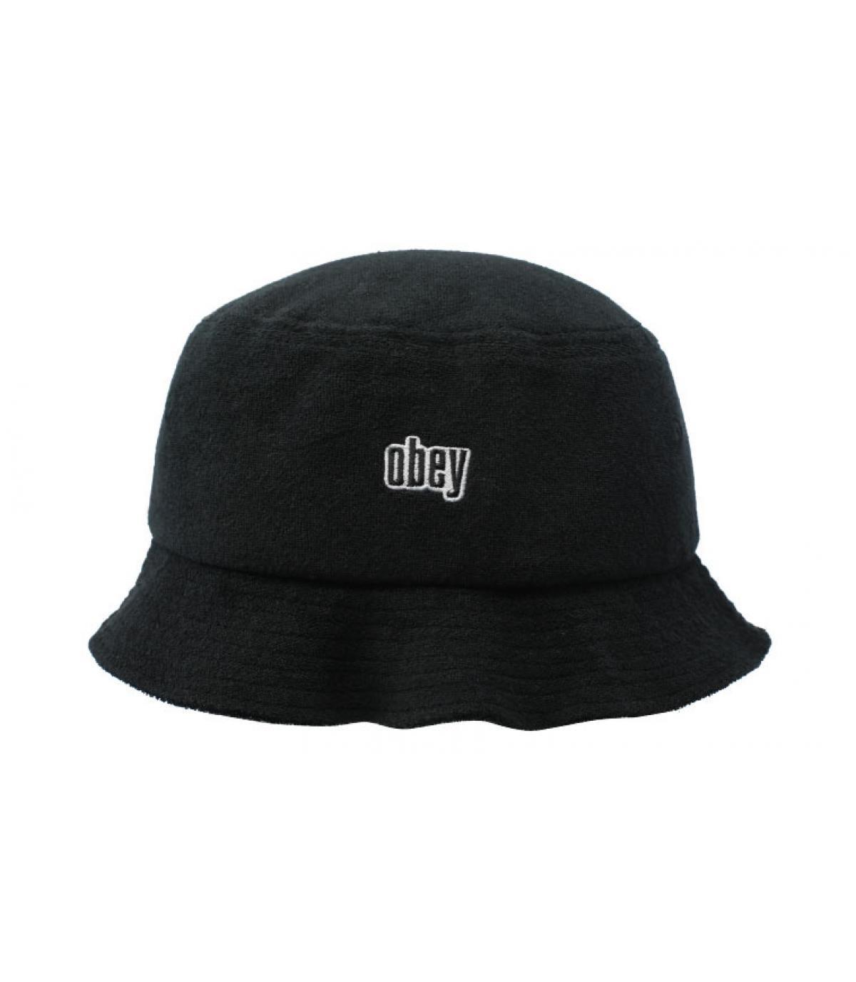 Black Obey bob