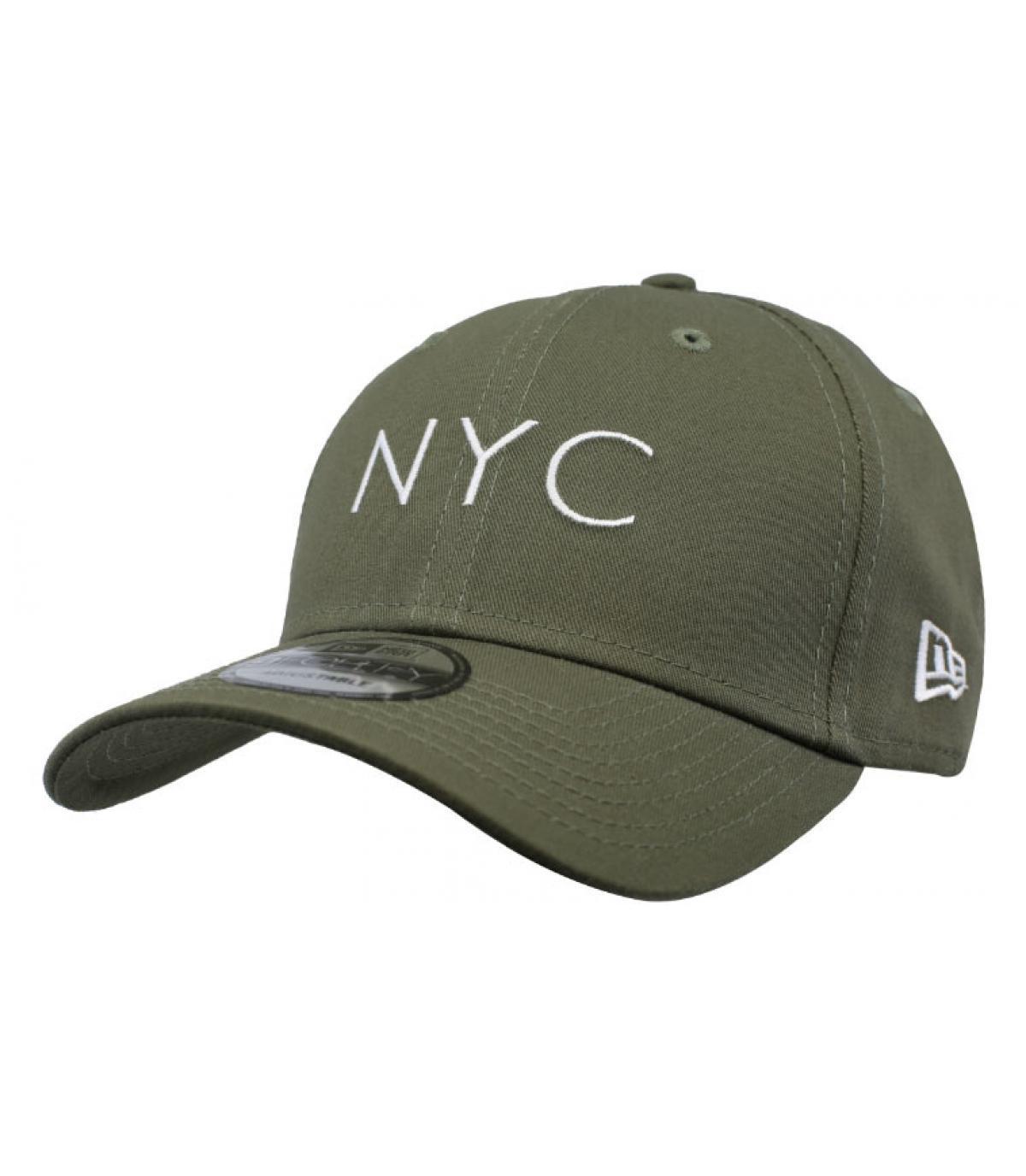 Details NYC NE Ess 9Forty olive - afbeeling 2