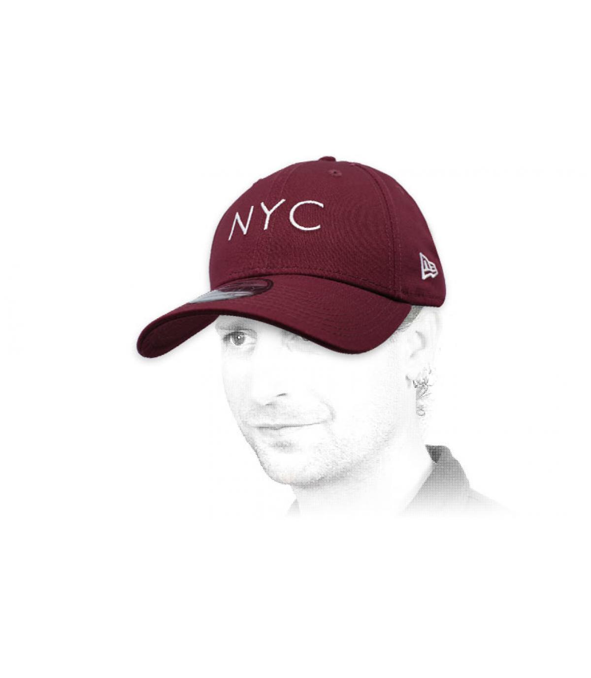 bordeaux NYC cap