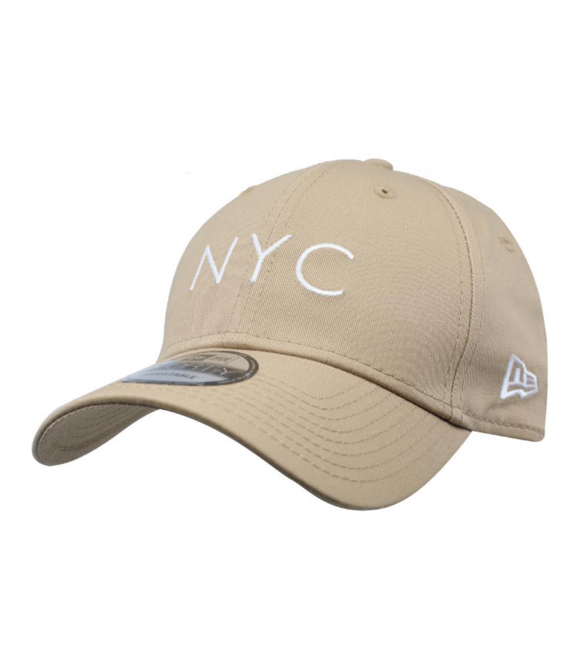 Details NYC NE Ess 9Forty camel - afbeeling 2