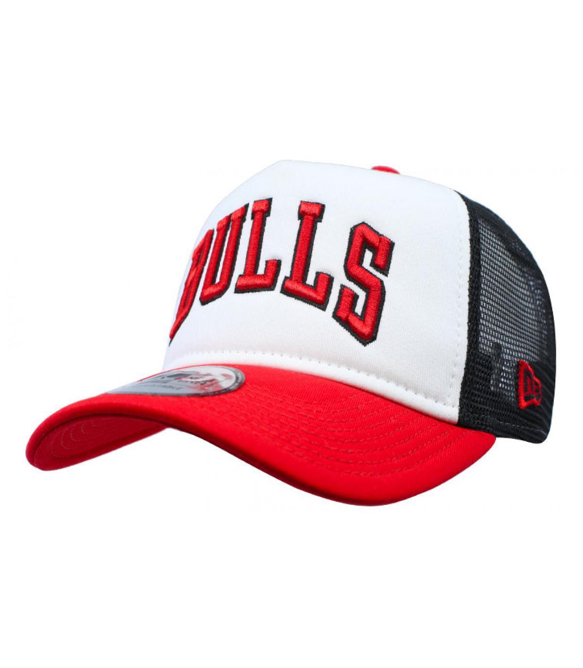 red Bulls trucker