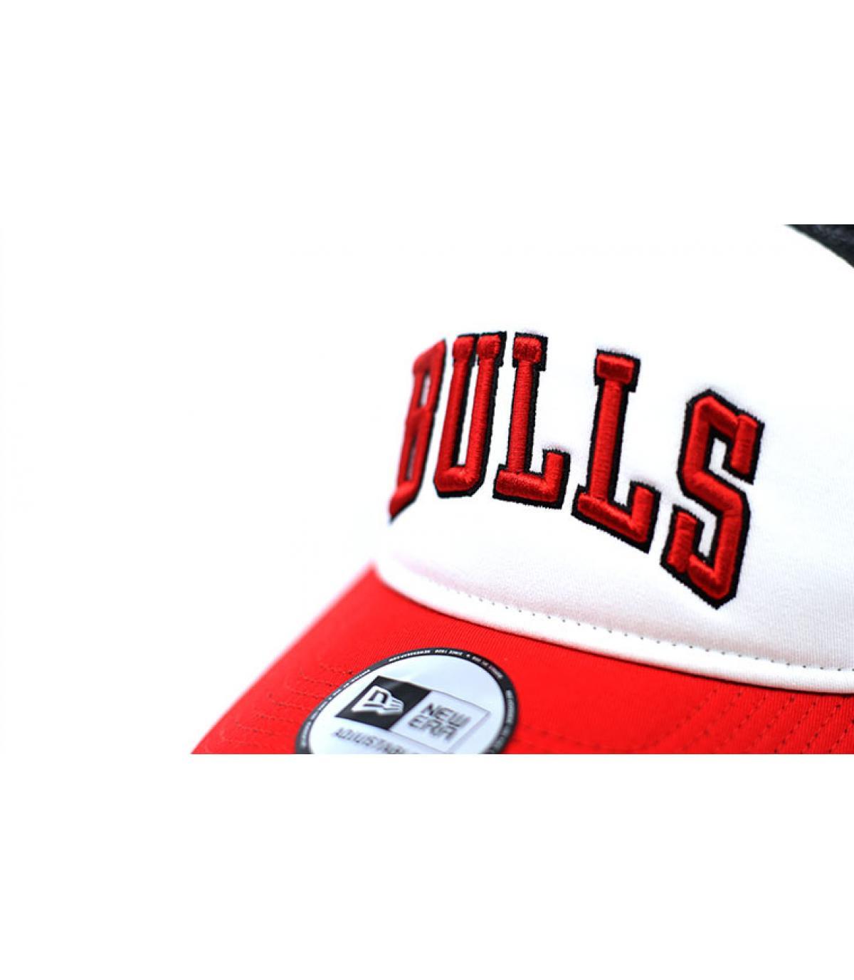 Details Trucker Bulls Color block - afbeeling 3