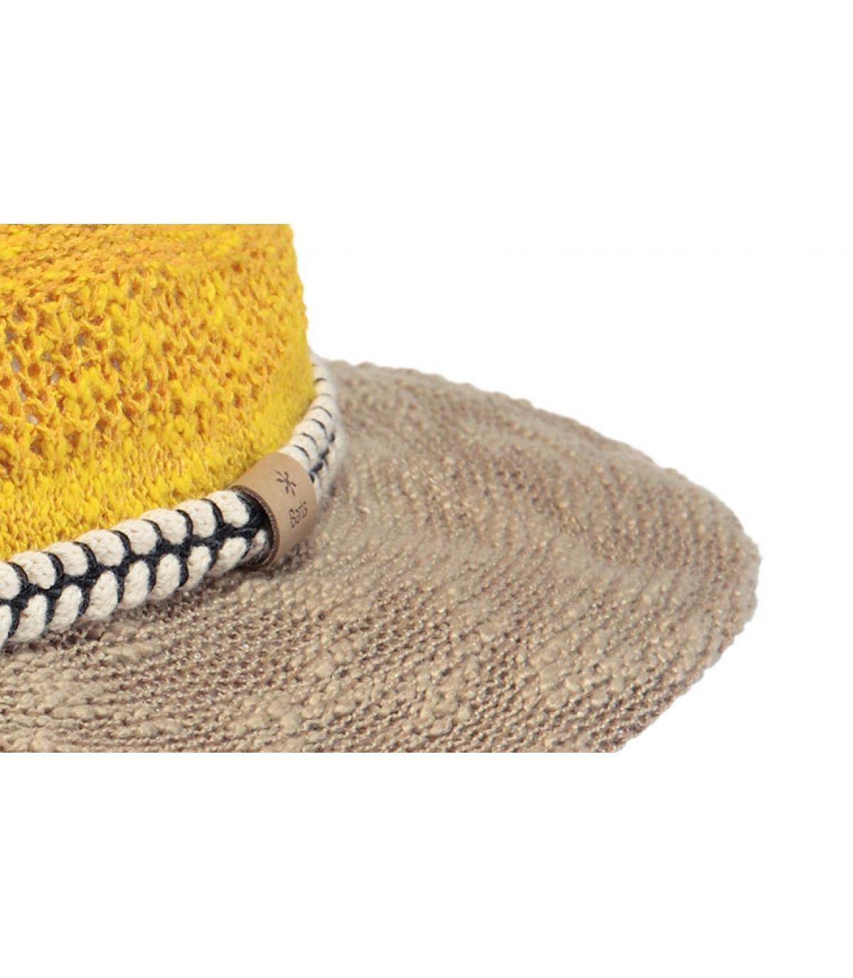 Details Ortega yellow - afbeeling 3