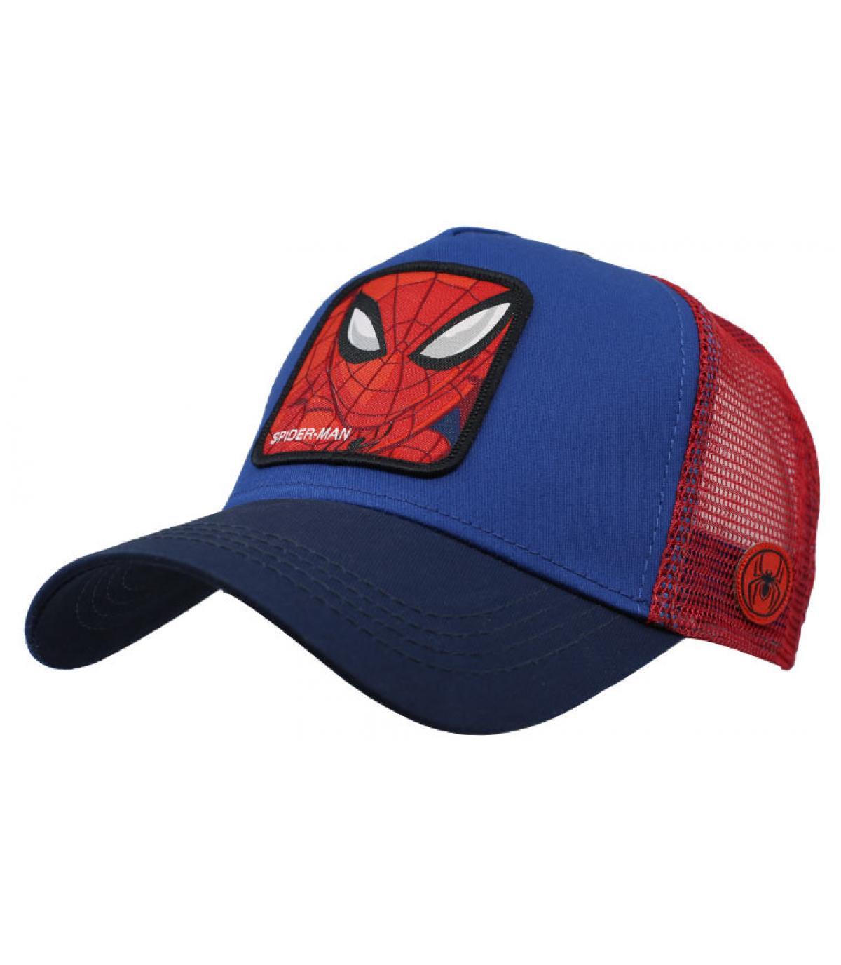 Details Trucker Spiderman - afbeeling 2