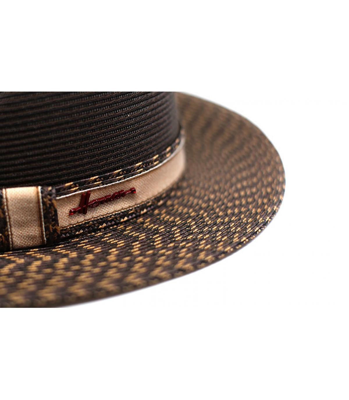 Details Mac Corleone brown - afbeeling 4