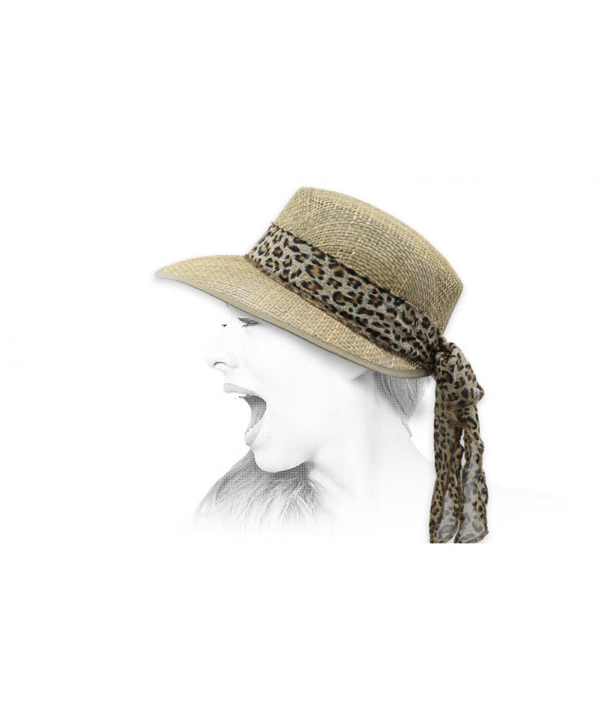 vizier hoed sisal