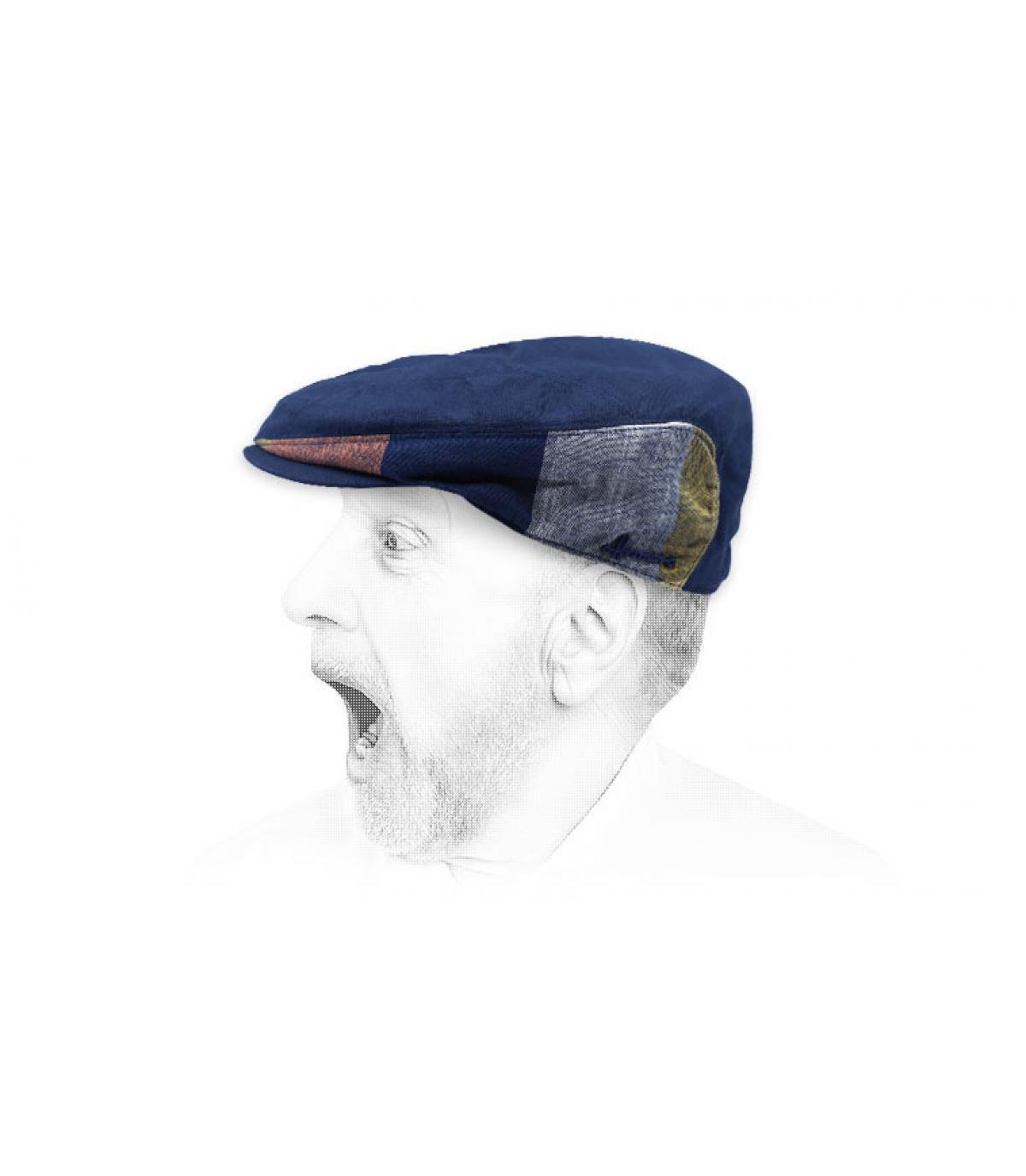 Linnen baret