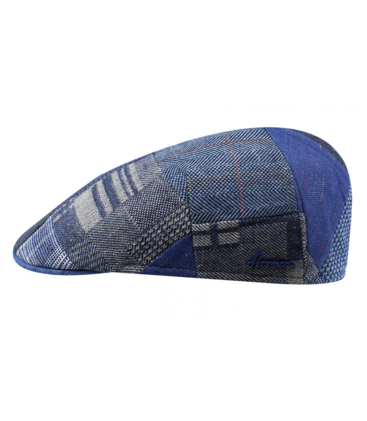 Details Boxer Patch blue - afbeeling 2