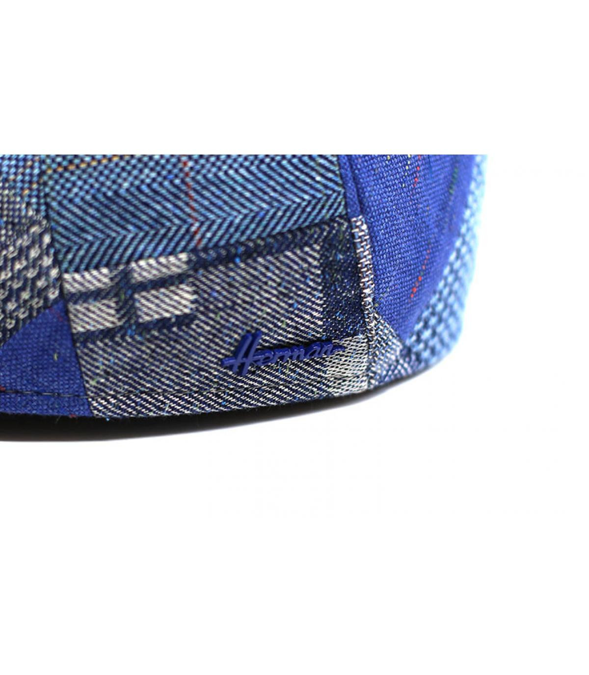 Details Boxer Patch blue - afbeeling 3