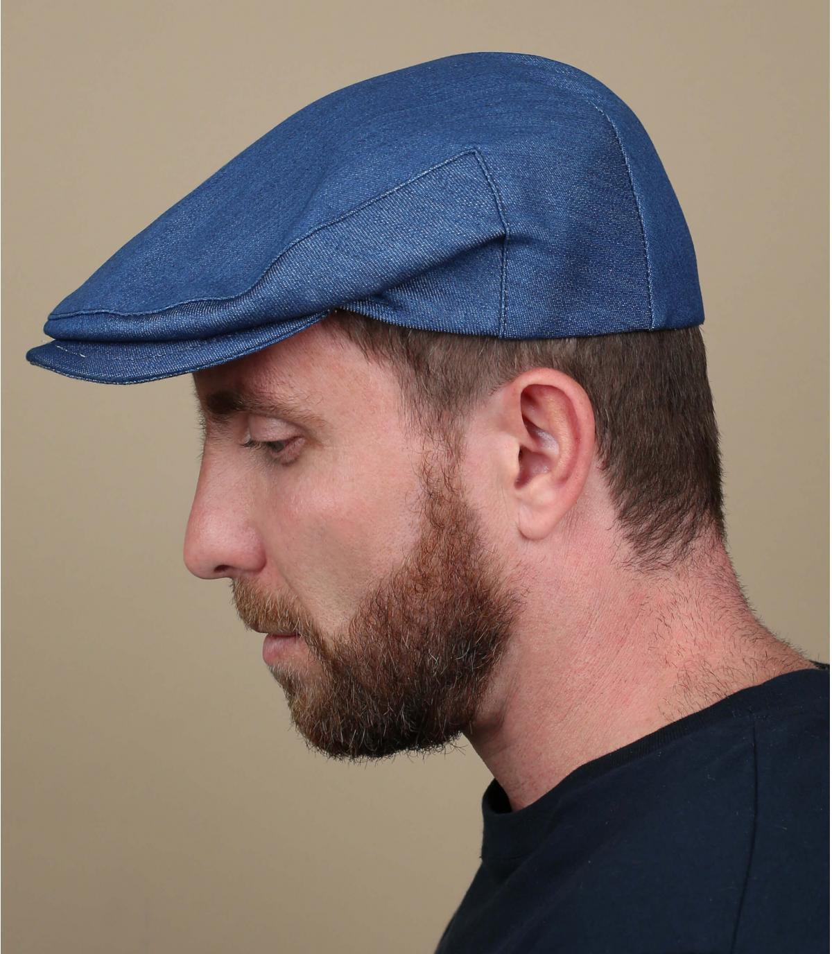 denim baret
