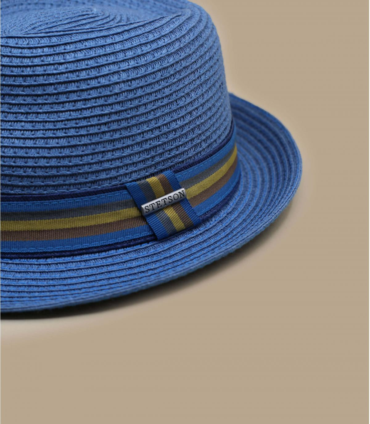 Details Trilby toyo blue - afbeeling 3