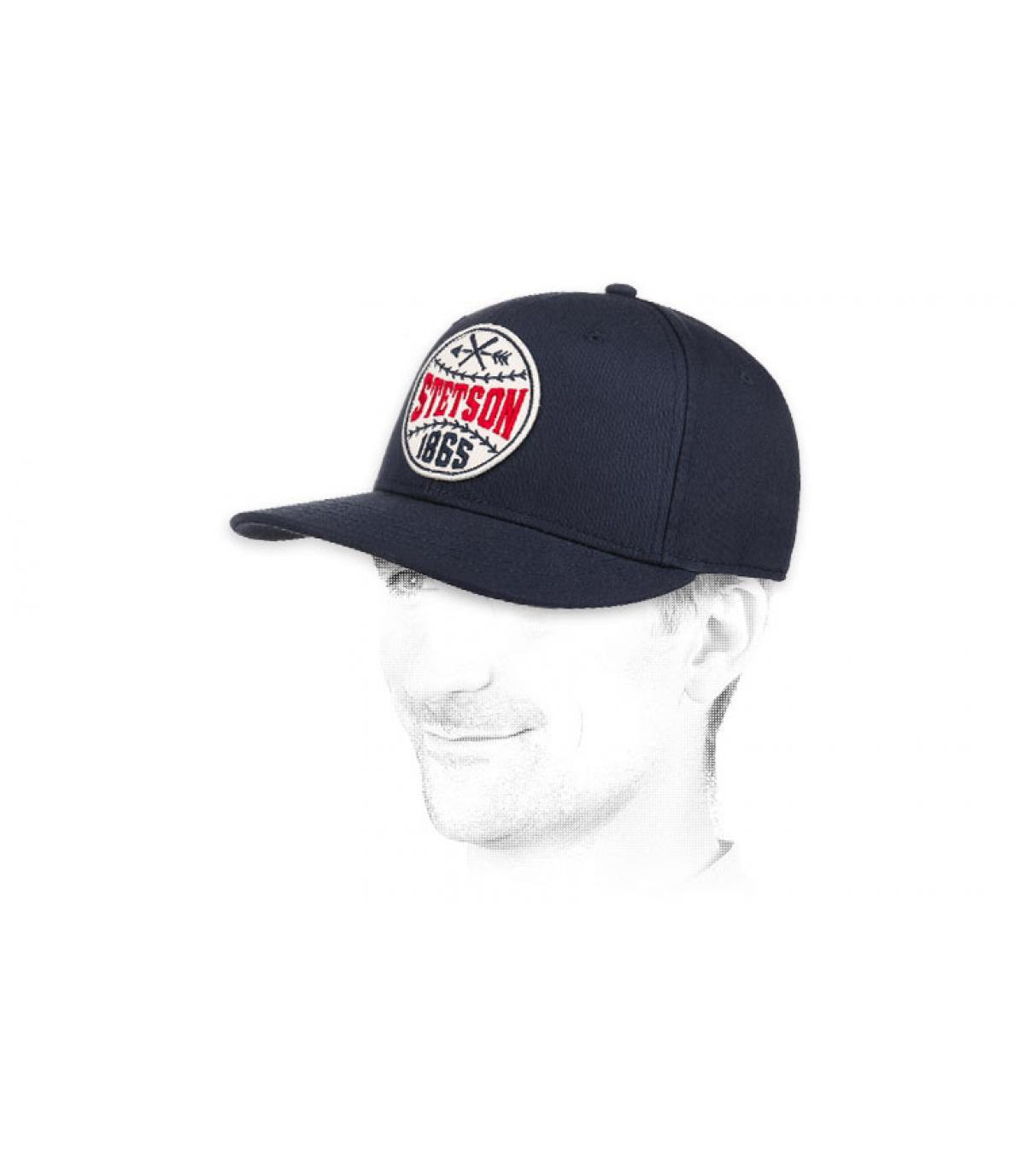 baseballcap Stetson