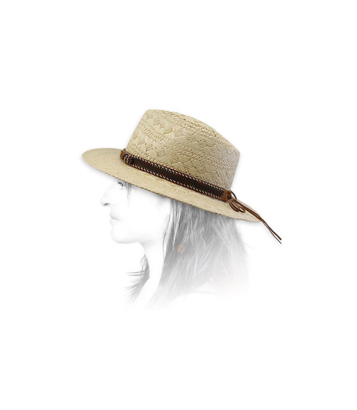 strooien hoed link