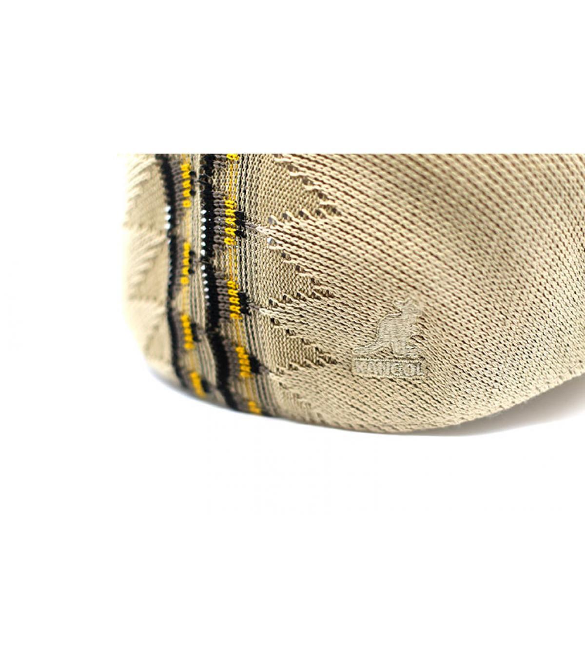 Details Argyle 504 beige - afbeeling 4