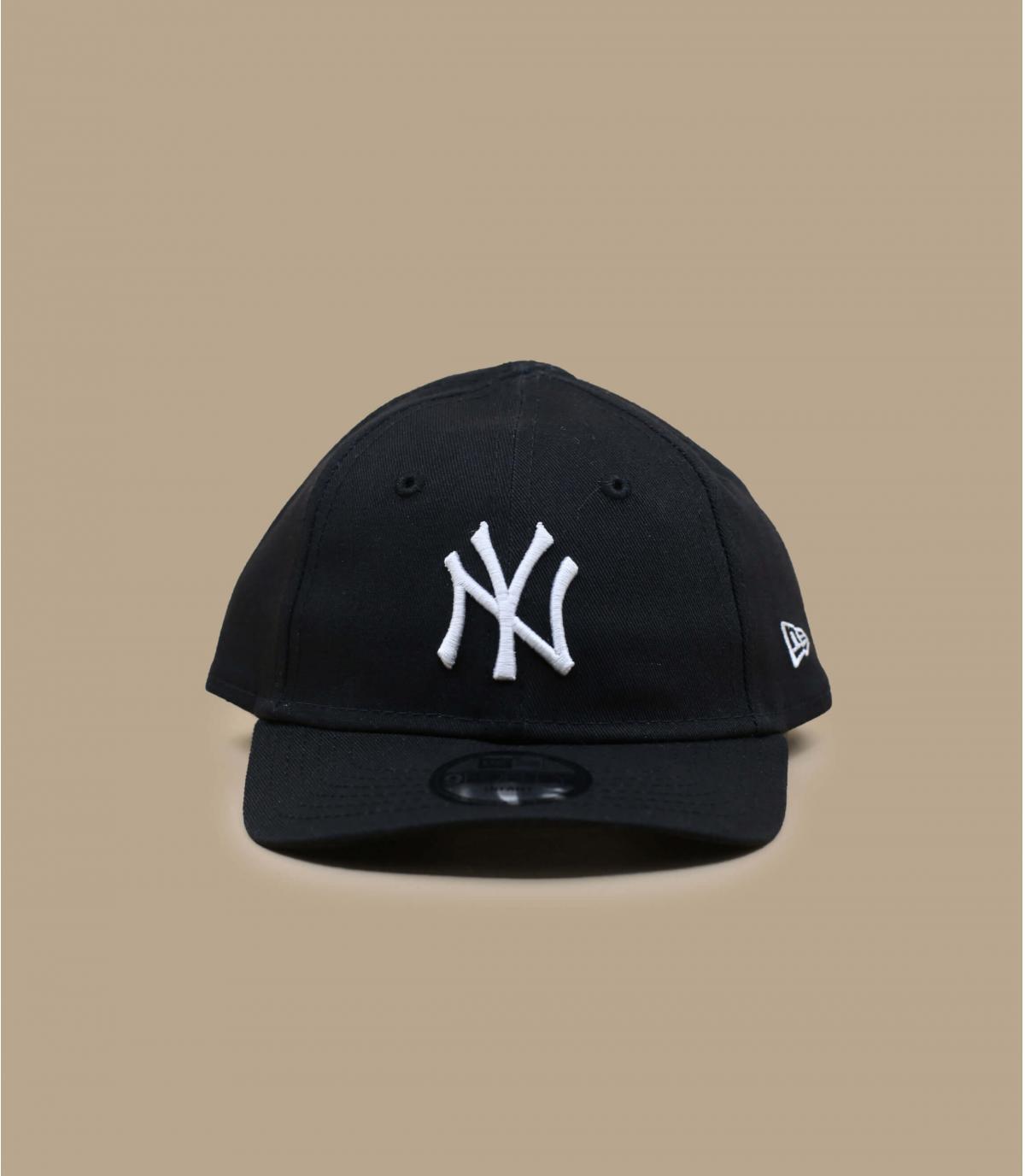 zwarte baby NY cap