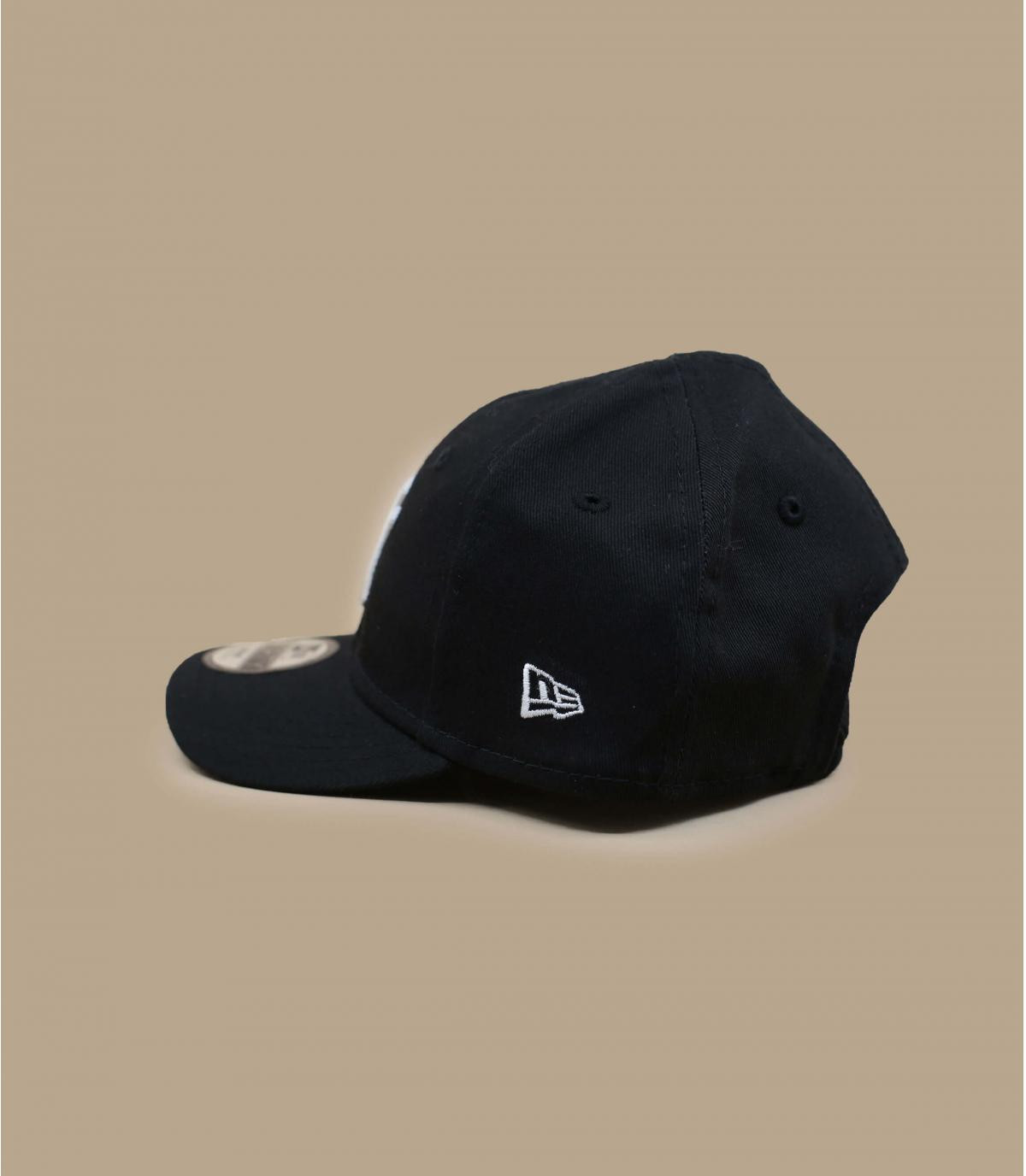 Details Baby NY 9Forty black white - afbeeling 3