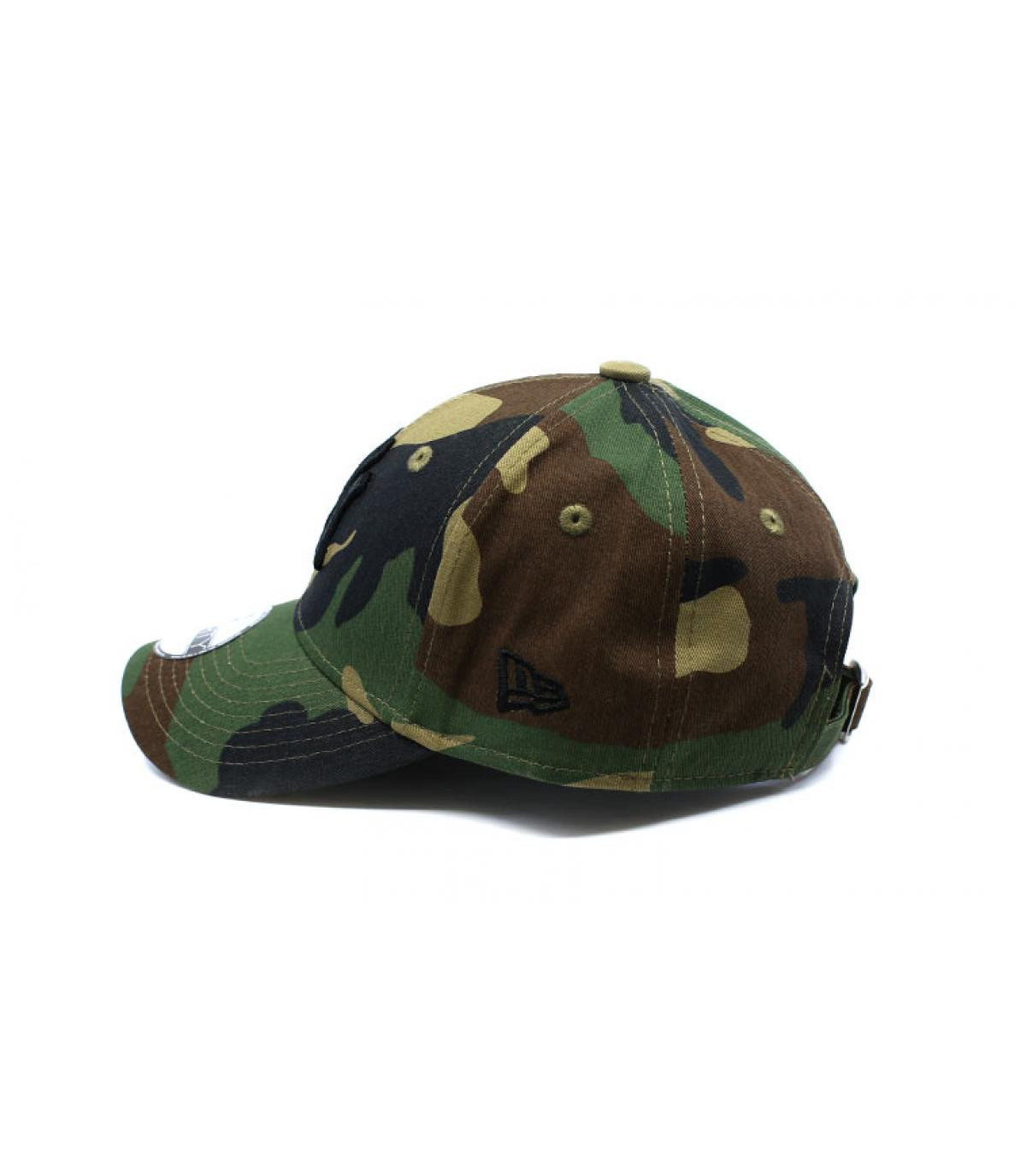 Details Kids League Ess NY 9Forty Camo woodland - afbeeling 4