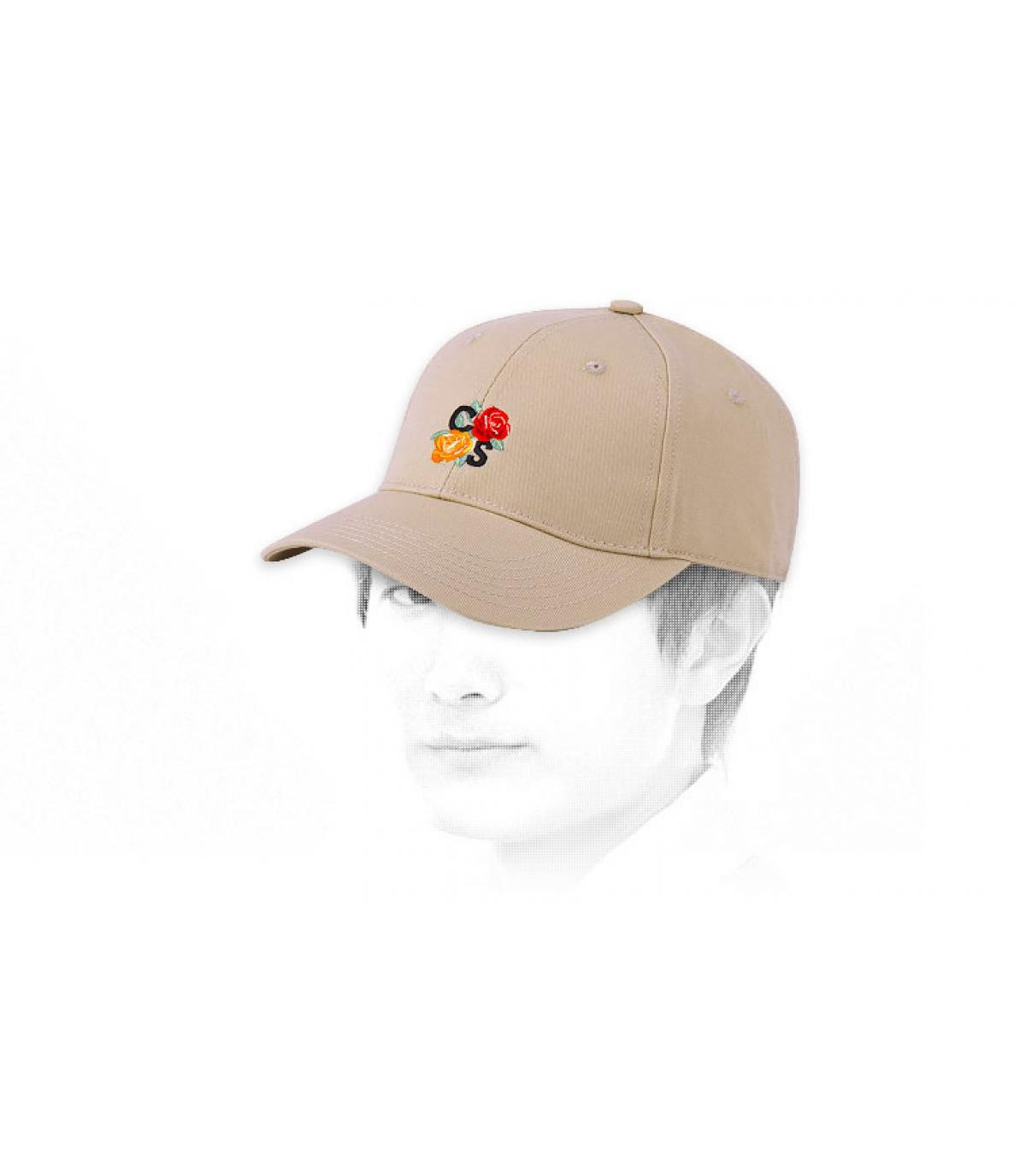 beige Cayler cap