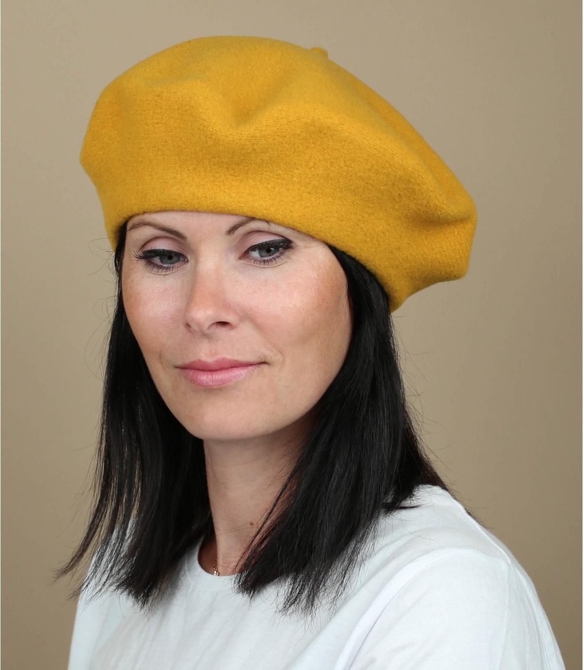 Mosterd franse baret