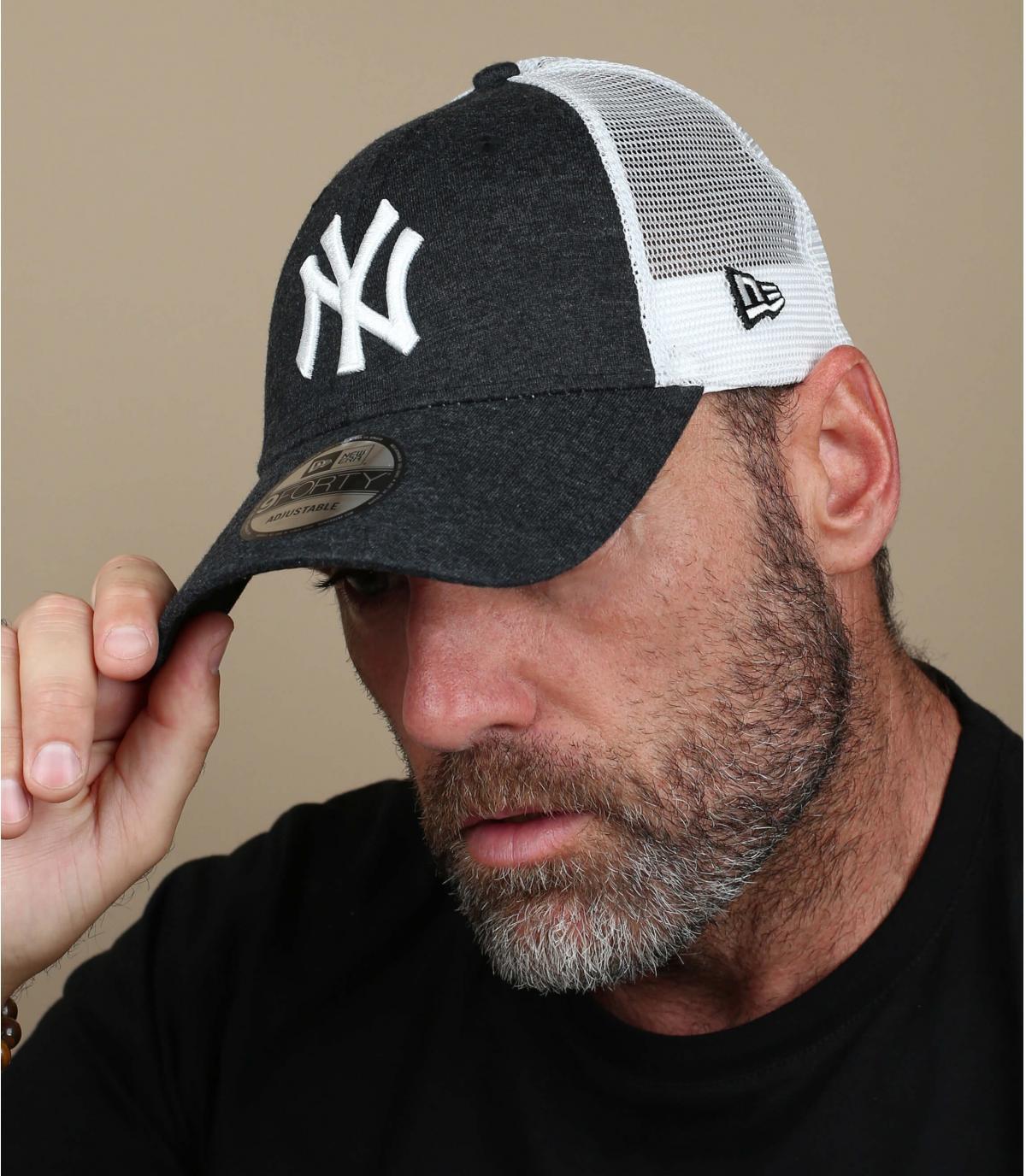 zwarte trucker NY