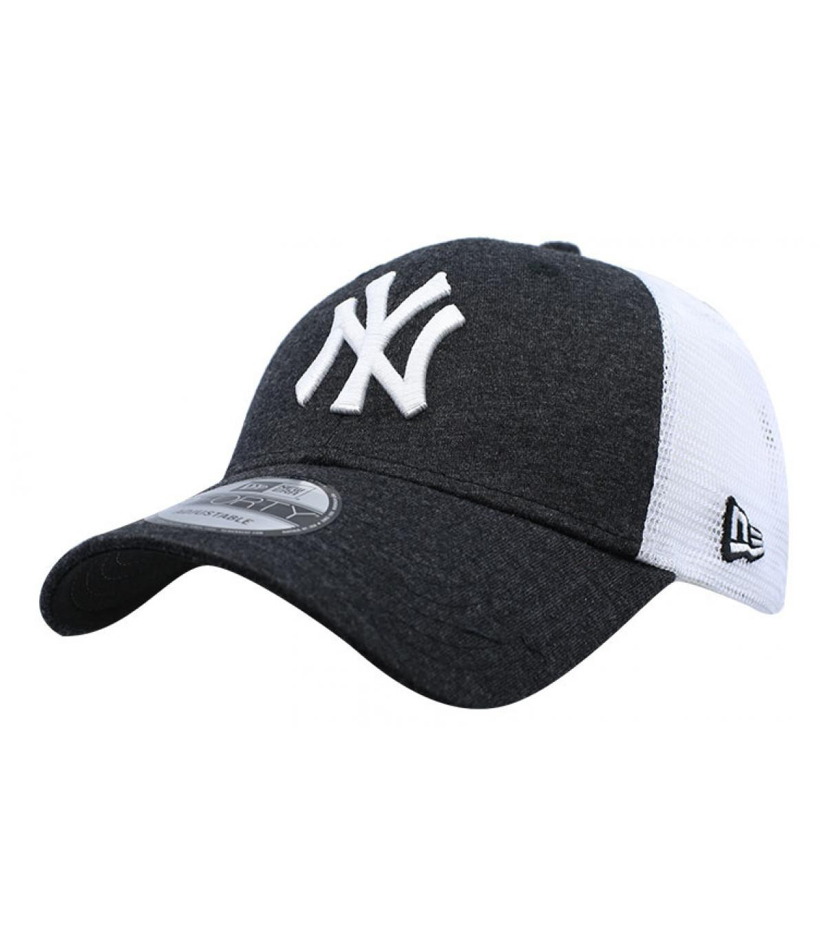 Details Trucker 9Forty Summer League NY black - afbeeling 2