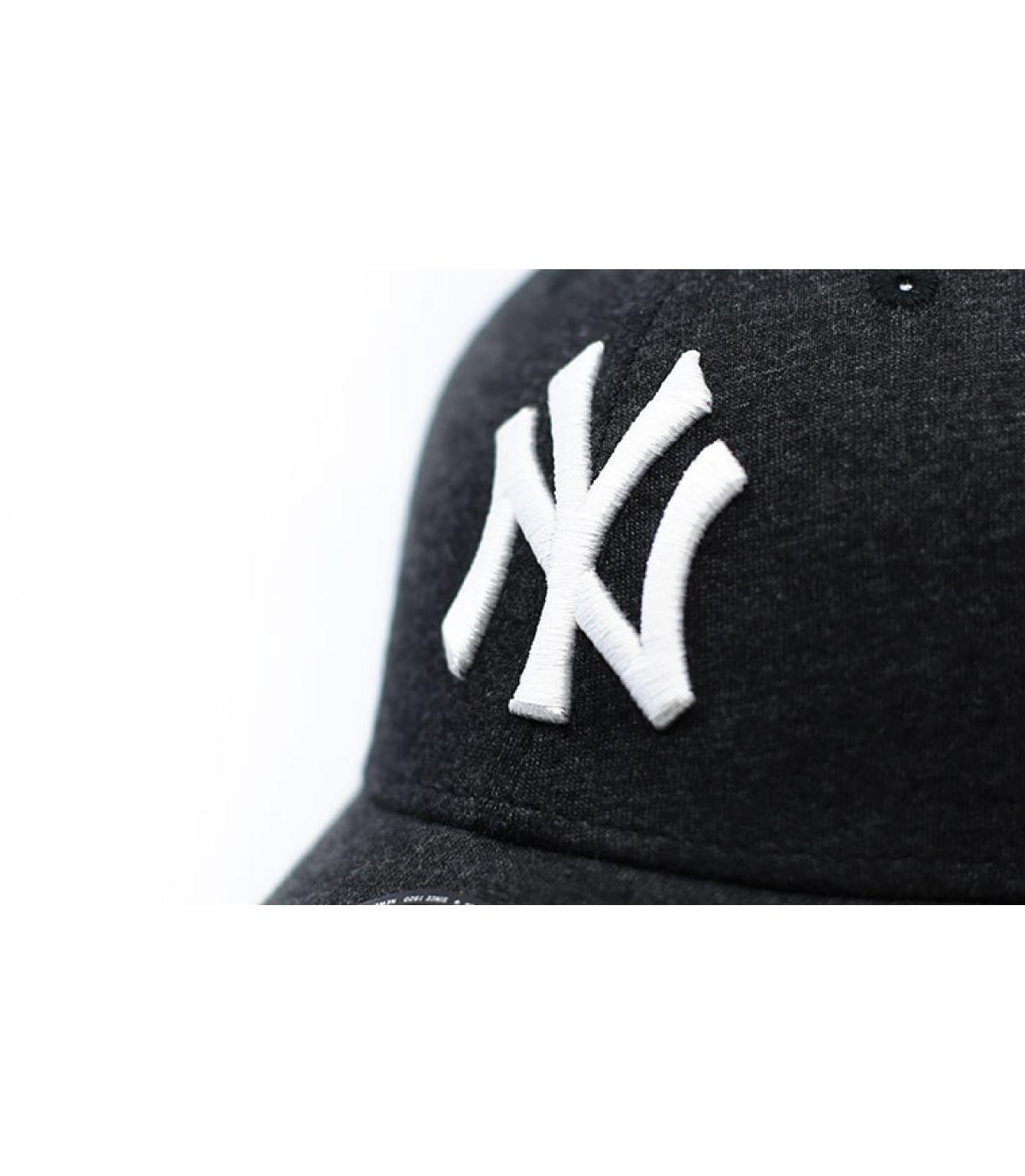 Details Trucker 9Forty Summer League NY black - afbeeling 3