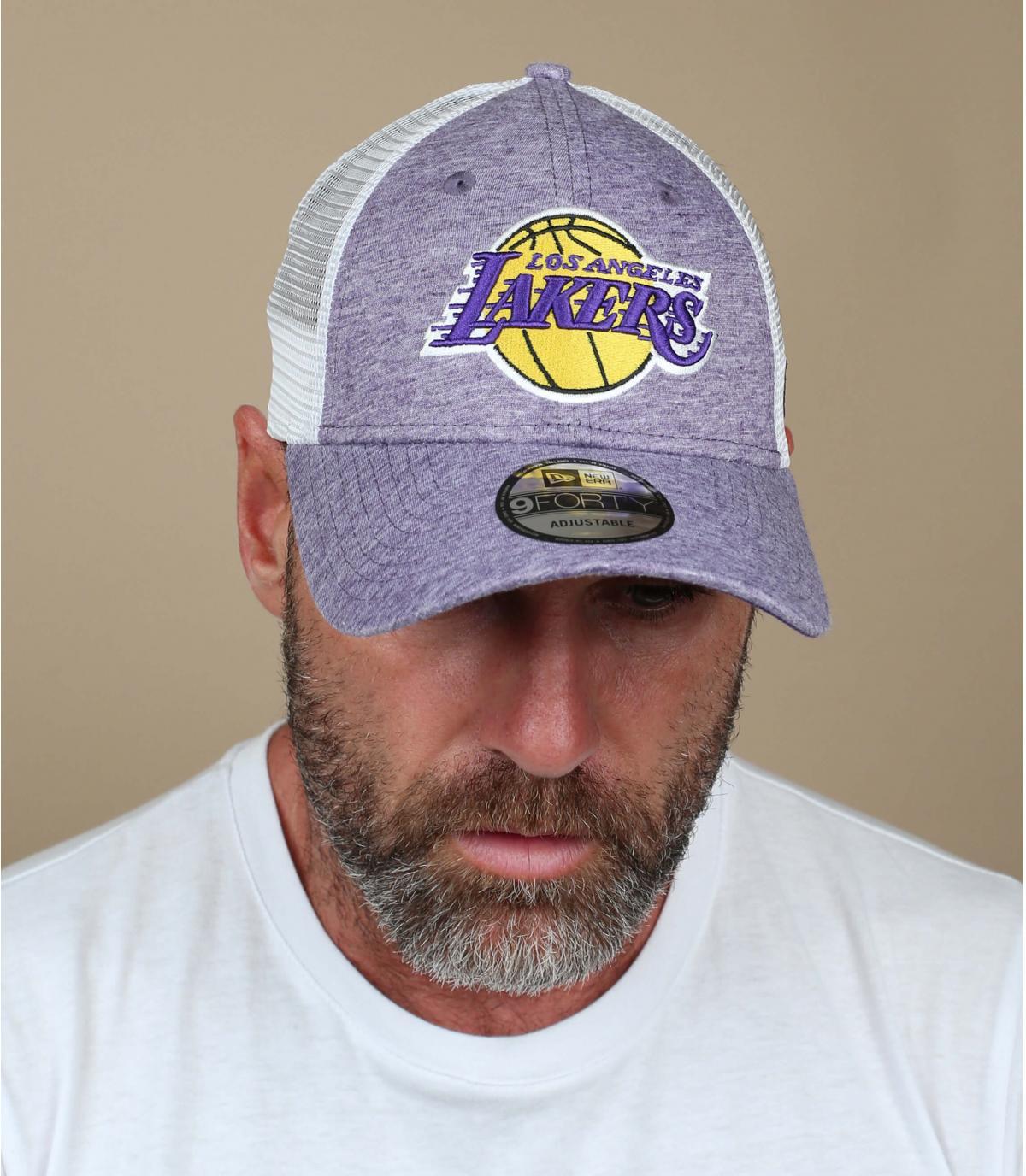 trucker Lakers New Era