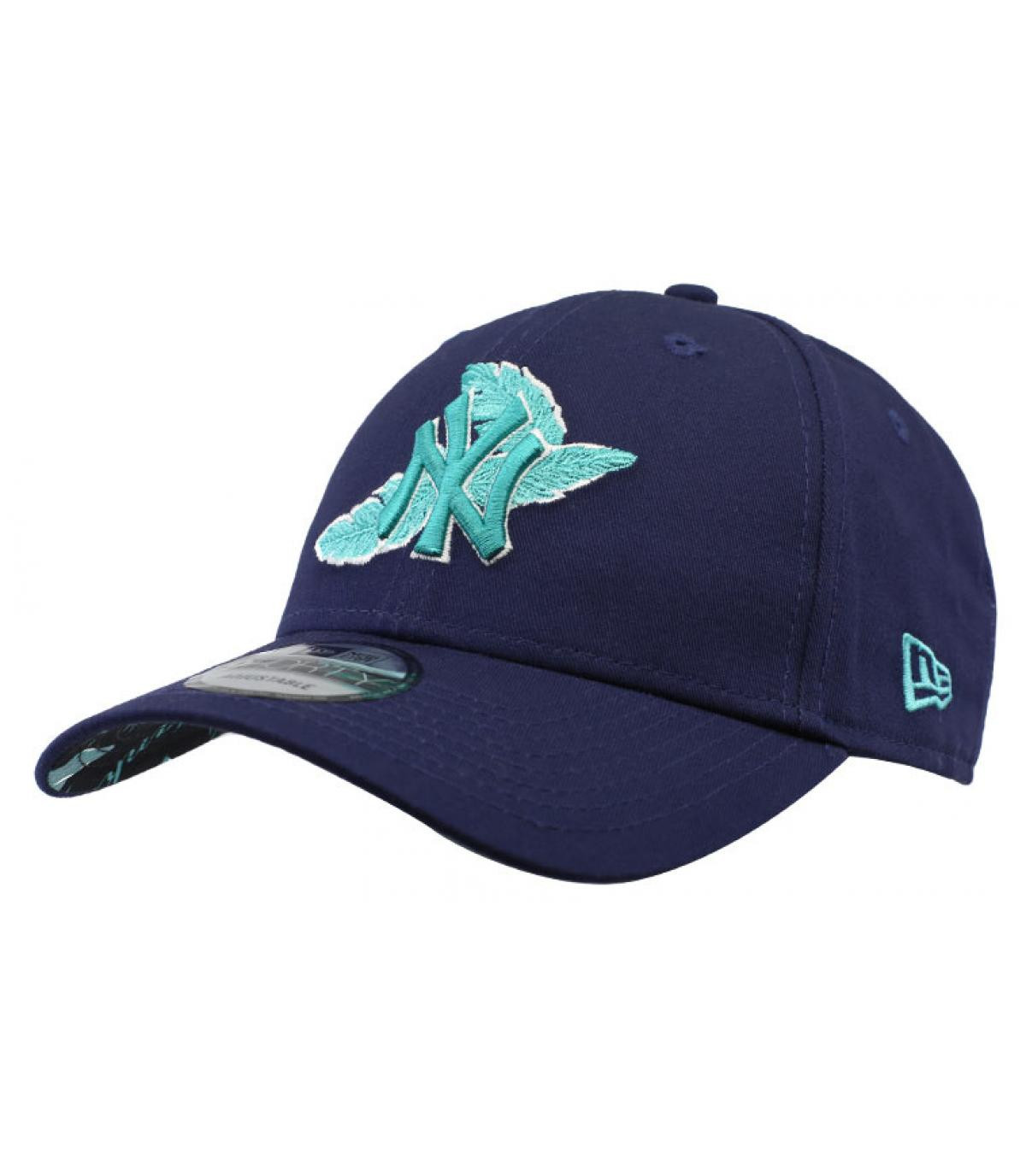 Details MLB Light Weight NY 9Forty nay teal - afbeeling 2