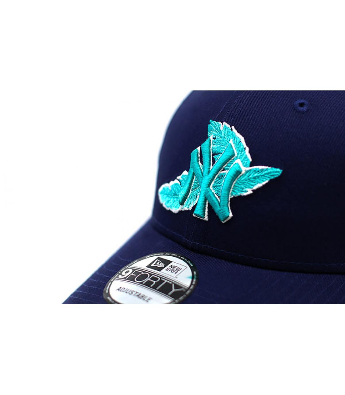 Details MLB Light Weight NY 9Forty nay teal - afbeeling 3