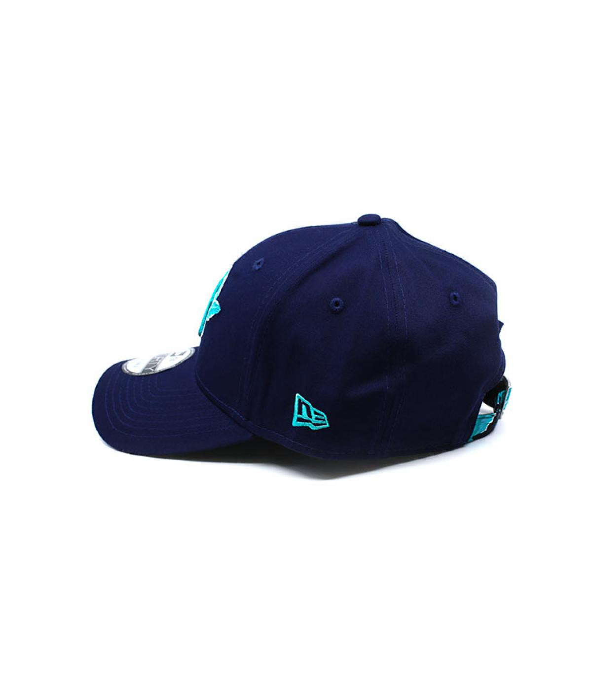 Details MLB Light Weight NY 9Forty nay teal - afbeeling 4