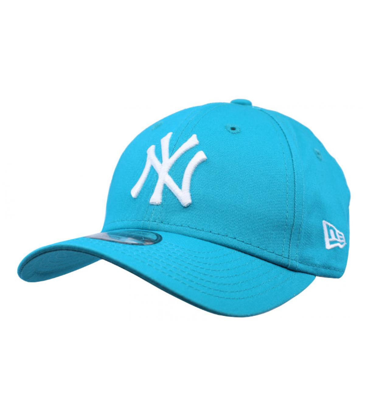 Details Kids League Ess 9Forty NY teal - afbeeling 2