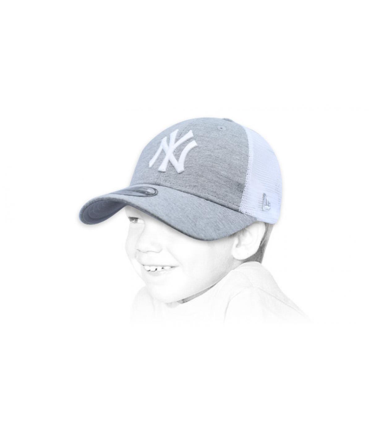 NY child trucker grijs