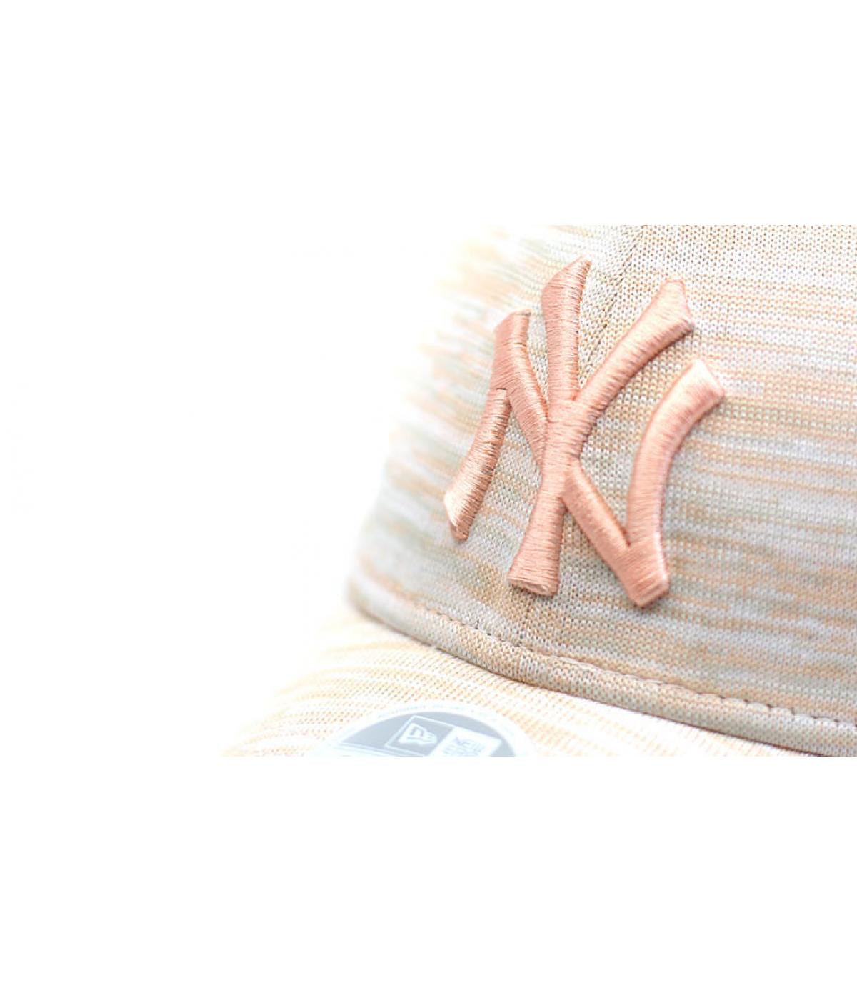 Details Wmns Engineered Fit 9Forty NY peach - afbeeling 3