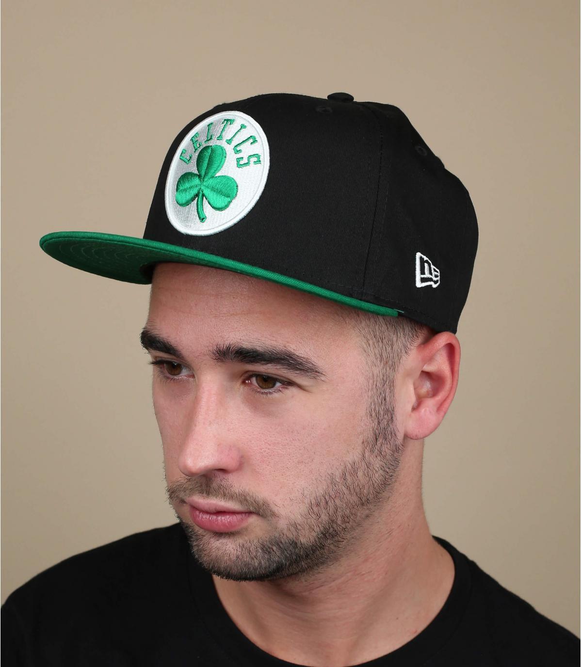 Celtics kap zwart groen