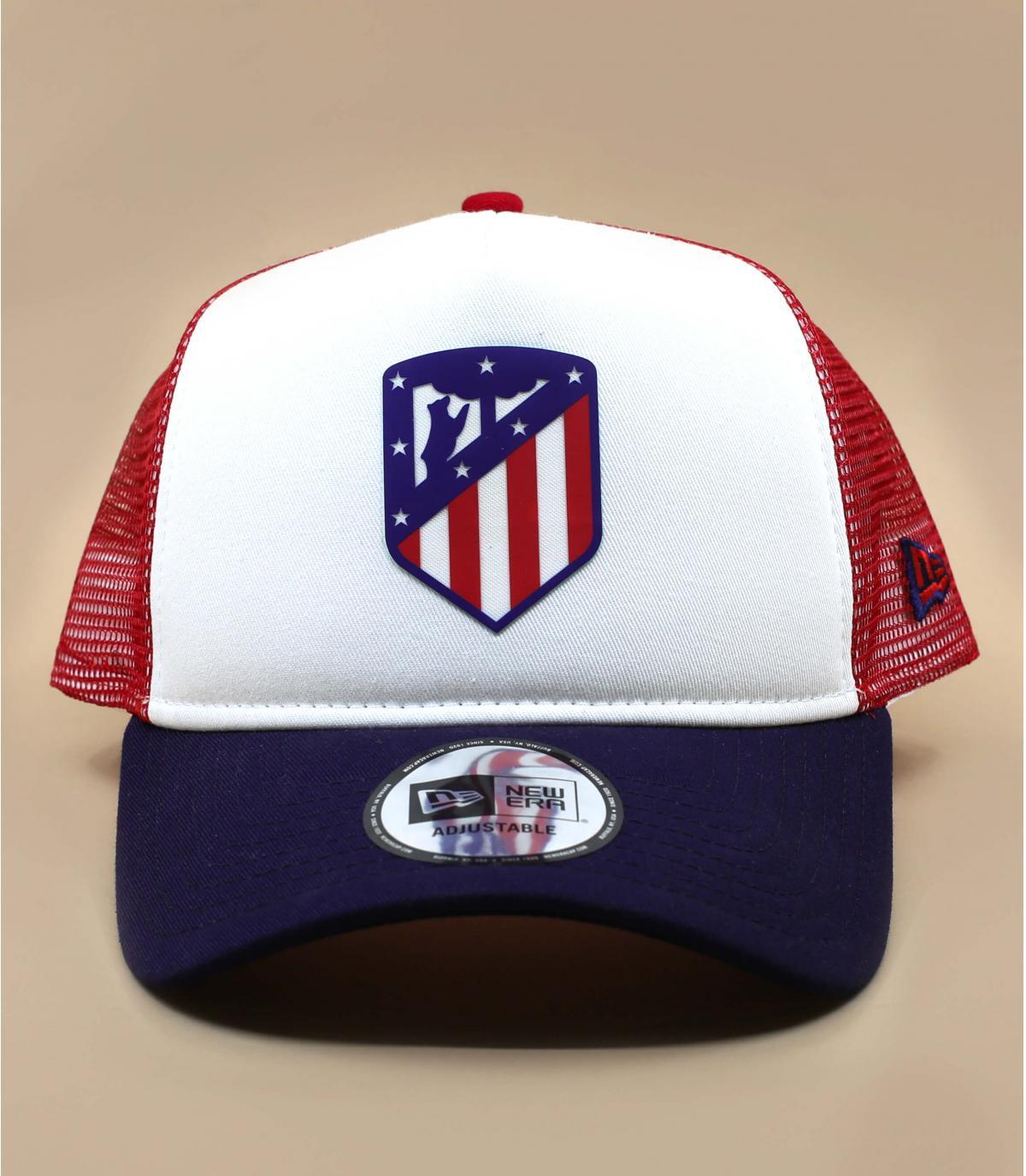 Details Trucker Atletico Madrid - afbeeling 2